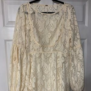 New with no tag Free People dress